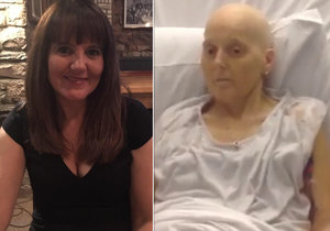 Julie O'Connor (†49) odsoudila před svou smrtí lékaře, kteří pětkrát přehlédli její rakovinu.