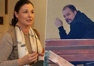 Manželka Martina Preisse zavřeného na psychiatrii:  Tma, chlast a deprese! Proč jsem od něj neodešla?