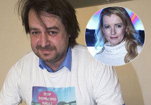 Zdeněk Macura, milovník Ivety Bartošové, zřejmě dostal mrtvičku.
