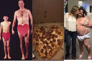 Ty nejděsivější valentýnské fotky.