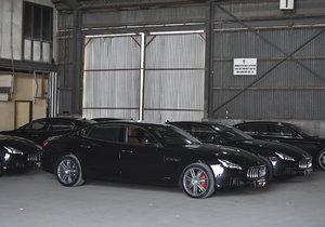 Policie po summitu na Papui-Nové Guineji pohřešuje 284 zapůjčených luxusních aut.