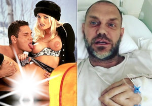Pornoherec Nacho Vidal je údajně HIV pozitivní.