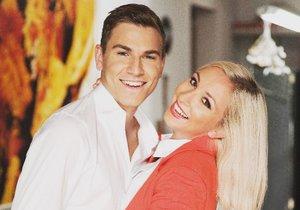 David Gránský a jeho Nikola jsou krásný pár.