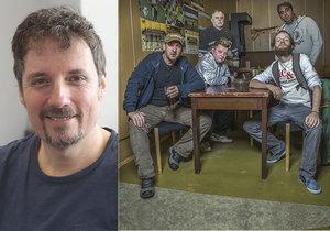 Kreativní producent seriálu Most! Michal Reiter: Odtajnil zákulisí seriálu Most!