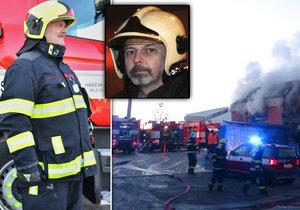 Příslušník pražských hasičů Jan Odermatt zemřel 15. února 2017 při hašení rozsáhlého požáru lakovny ve Zvoli. Na jeho nasazení, přátelskost i hrdinnost dodnes vzpomíná řada kolegů.