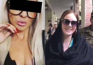 Kamarádka pašeračky Terezy prozradila, jak probíhalo focení zastírající pašování heroinu