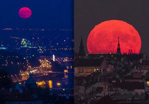 Dnes večer pohlédněte vzhůru: Shlédne na nás Superměsíc!