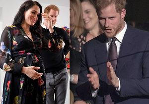 Nenarozené dítě Meghan a Harryho už trhá rekordy!