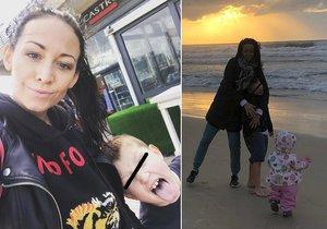 """Agáta s dětmi na """"dovolené"""" v Izraeli"""