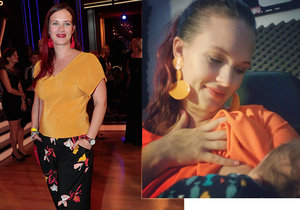 Kristýna Leichtová přiznala, že s malou dcerkou cestuje ilegálně.