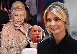 Ivanka Trumpová na instagramu sdílela dojemné přání pro svou matku Ivanku, která oslavila sedmdesátku, (20.02.2019).