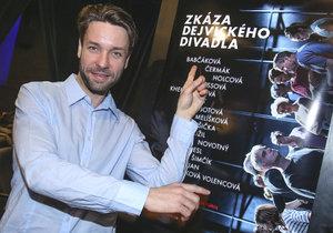 Václav Neužil ml. se předvede divákům ve Zkáze Dejvického divadla