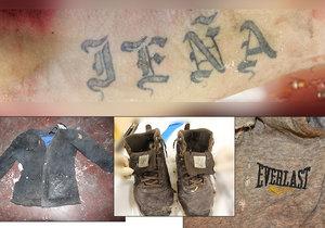 Policie ze severu Moravy pátrání po totožnosti muže, který tragicky zahynul v popelářském voze. Možná poznáte jeho nápadné tetování.