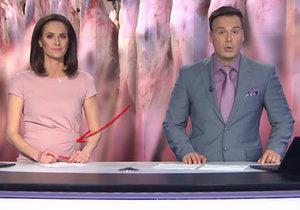 Moderátorka Renata Czadernová je podruhé těhotná.