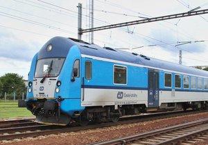 Vlak srazil ženu v Šakvicích na Břeclavsku. (Ilustrační foto)