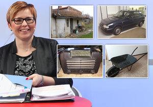"""""""O Čtyřlístek a bunkr se Češi poprali."""" Šéfka majetkového úřadu popsala, co stát prodává"""