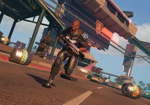 Crackdown 3 pro Xbox One.