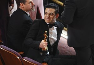 Rami Malek si získal miliony fanoušků rolí Freddie Mercuryho