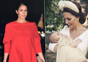 Co se stane, až se Meghan narodí miminko? Co nařizuje královský protokol? Půjde ve stopách Kate?