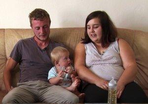 Výměna manželek - Monika, Jakub a syn Lukáš