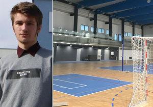 Fotbalista (16) zkolaboval při zápase: 15 minut bojoval o život! Zachránil ho rozhodčí Štěpán