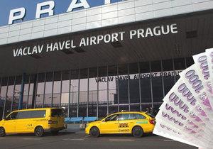 Majitel vozu dostal vzkaz s astronomickou sumou za parkování na letišti. (ilustrační foto)