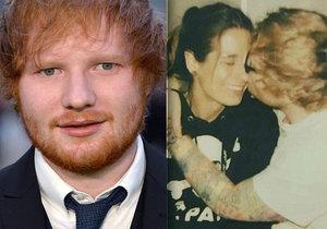 Zpěvák Ed Sheeran se tajně oženil! Veselku ale chystá ještě jednu