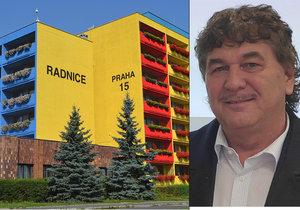 Staronový starosta Prahy 15 Milan Wenzl: Problémy jsou v dopravě, bezdomovectví a v nedostatku školek