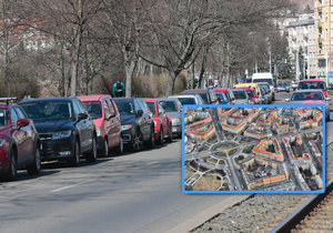 Praha 6 by si přála rozšířit modré zóny na celou městskou část.