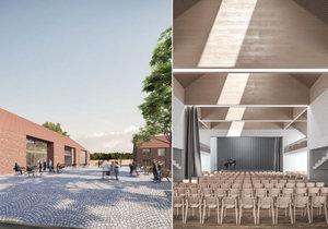 Ve Slivenci bude venkovský polyfunkční dům: Počítá se společenským sálem, byty a veřejnou knihovnou