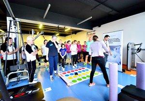 24hodinový maraton s roztroušenou sklerózou: Pohyb je klíčový, pomáhá zlepšovat funkci mozku, říká lékařka