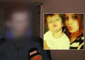 Biologický otec utýraného Marečka (†3): Jeho matka mi nechtěla říct, kde je