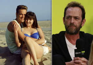 Luke Perry (52) alias Dylan