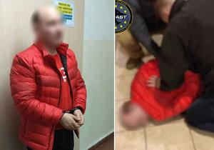 Policisté zadrželi mezinárodně hledaného cizince.