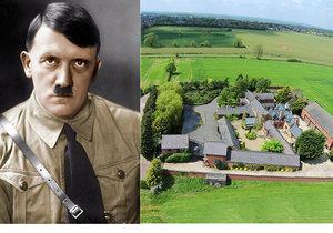 Kevin Wheatcroft, který je posedlý Adolfem Hitlerem, prodává své sídlo. Nacistické předměty si však ponechá.