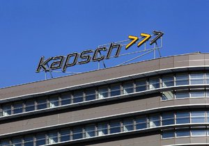 Ředitelství firmy Kapsch