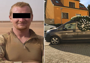 Výstřel v hasičárně ve Strážnici ukončil život legionáře Marka (†26)! Bojoval i proti Al-Kaidě
