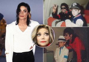 Sestra Michaela Jacksona nevydržela o sexuálním zneužívání mlčet.