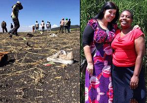 Krásná Slovenka Danica zemřela při pádu letadla, mířila pomáhat dětem.
