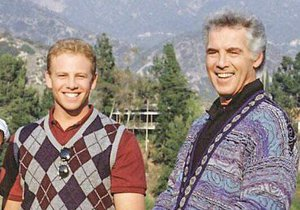 Ian Ziering sdílel fotku s Jedem Allanem