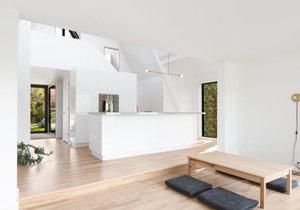 Stará chata se změnila v příjemné bydlení pro rodinu