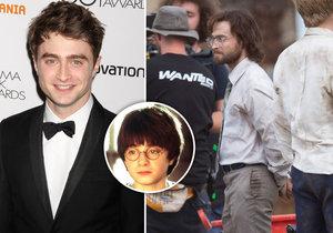 Tohle že je Harry Potter? Herec Daniel Radcliffe byl viděn k nepoznání zarostlý a špinavý!