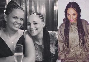 Slovenská zpěvačka Tina se v Africe setkala se svou sestrou Alicí.