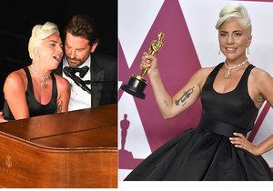 """Lady Gaga krátce po """"aféře"""" s Bradleym Cooperem na Oscarech: Spekulace o těhotenství!"""