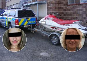 Zabil dívku (†18) vodním skútrem. U soudu se kál, teď ale neplatí odškodné rodičům.