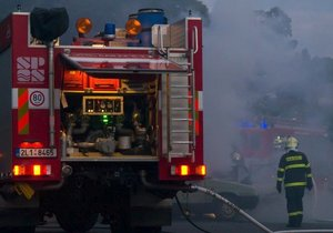 Na Svitavsku hořel rodinný dům: Škoda se vyšplhala na 500 tisíc!