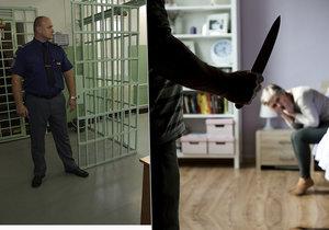 Zadržený tyran skončil ve vazbě (ilustrační foto).