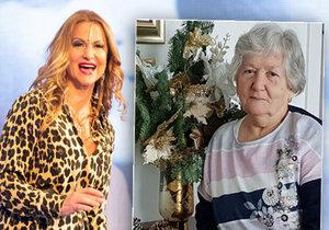 Yvetta Blanarovičová má trápení s maminkou, kterou trápí zdravotní problémy.