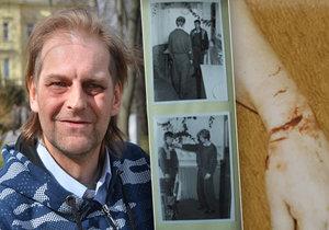 Roman Ševčík (49) vyšel po 30 letech vězení a psychiatrické léčebny na svobodu. Odsouzen byl za dvojnásobnou vraždu své tety a babičky. Podle svých slov zločin nespáchal.