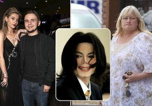 Debbie Roweová prozradila tajemství dvou starších dětí Michaela Jacksona.